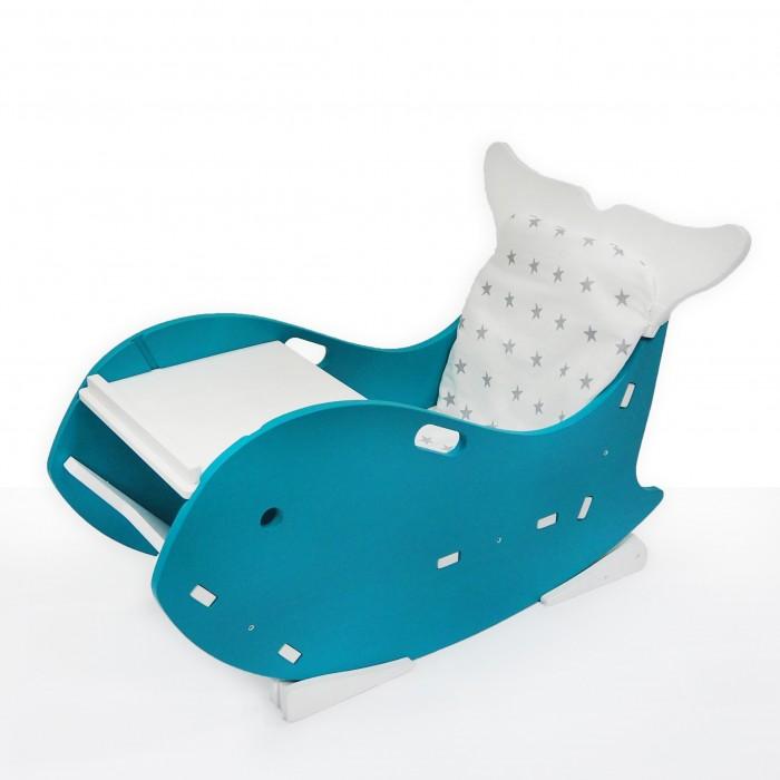 Купить Детские столы и стулья, Boan-baby Трансформер Rocking Transformer Whale Luxe