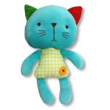 Мягкие игрушки Bobbie & Friends плюшевая со звуком фигурки игрушки prostotoys пупсень серия лунтик и его друзья