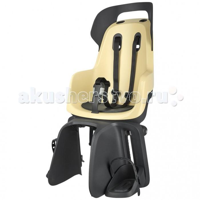 Bobike Велокресло заднее Go carrier с креплением на багажникВелокресла<br>Bobike Велокресло заднее Go carrier с креплением на багажник разработано специально для детей возрастом от 9 месяцев до 5 лет и весом от 9 до 22 кг.   Уникальная двустенная конструкция и яркие цвета делают эту модель исключительно безопасной и стильной.   Подголовник кресла обеспечивает дополнительную защиту ребёнку и оснащён большим светоотражателем на обратной стороне для улучшения видимости велосипедиста на дороге.   Вместо текстильного покрывала используется комфортная подкладка из водоотталкивающего материала.   Наплечные ремни имеют регулировку длины и трехпозиционную регулировку по высоте крепления и будут расти вместе с Вашим малышом. А так же они удержат вашего ребёнка в правильном положении, если во время долгой прогулки он уснёт.   Подставки для ног легко регулируются по высоте без использования инструментов и имеют защиту ног от попадания в спицы.   Система крепления кресла Click  Go позволяет без инструментов переставлять кресло между разными велосипедами с багажником.   Задние велокресла Bobike Go carrier совместимы с багажниками велосипедов c шириной от 120 до 185 мм. Bobike Go carriers устанавливается только на велосипеды с багажником.  Для большей безопасности Вашего малыша, рекомендуем приобрести шлем Bobike.  Европейский сертификат безопасности EN 14344, испытано и одобрено TUV.