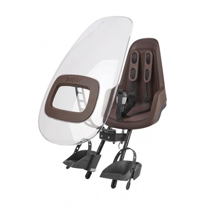 Аксессуары для велосипедов и самокатов Bobike Ветровое стекло Windscreen ONE Plus для велокресел