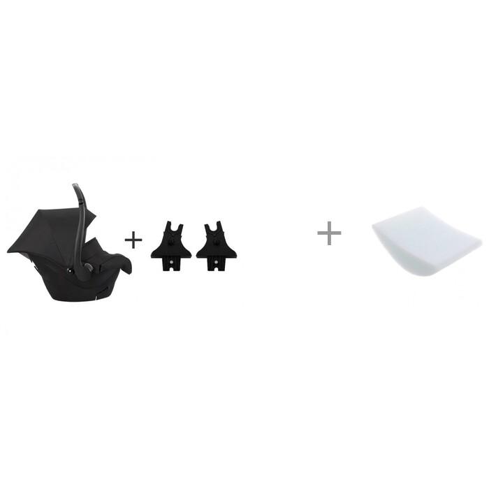 Купить Группа 0-0+ (от 0 до 13 кг), Автокресло Bobostello Mars с адаптером Aras и вкладыш для горизонтального положения в автокресло Автомалыш