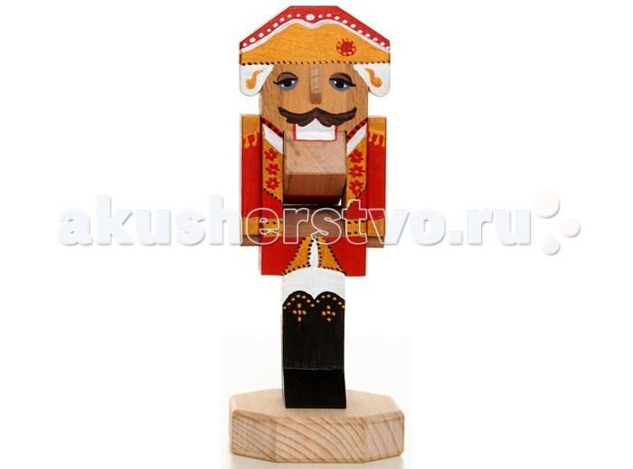 Деревянные игрушки BochArt Щелкунчик, Деревянные игрушки - артикул:557986