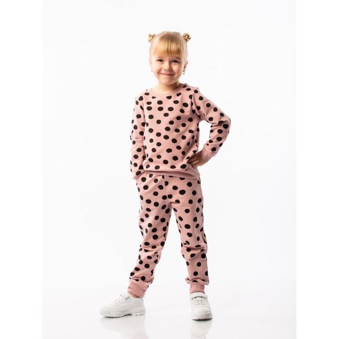 Bodo Комплект для девочек (свитшот+брюки) 11-104D фото