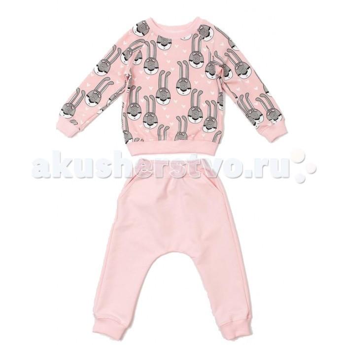 Детская одежда , Комплекты детской одежды Bodo Комплект для девочки 11-4D арт: 425704 -  Комплекты детской одежды