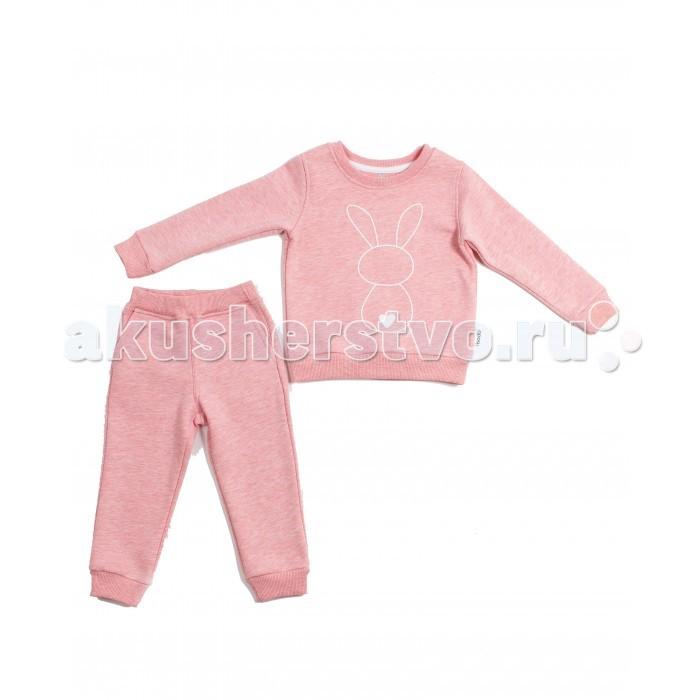 Комплекты детской одежды Bodo Комплект для девочки 11-52D, Комплекты детской одежды - артикул:425744