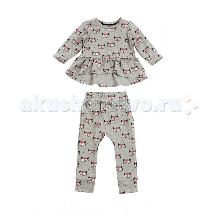 Детская одежда , Комплекты детской одежды Bodo Комплект для девочки 11-64U арт: 480136 -  Комплекты детской одежды