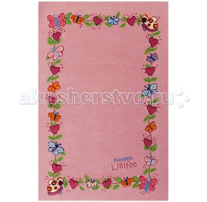 Аксессуары для детской комнаты Boing Carpet Ковёр Prinzessin Lillifee 2153-01