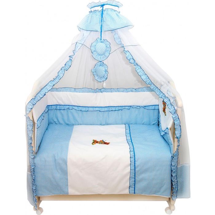 Комплекты в кроватку Bombus Юленька (7 предметов) балдахин bombus l abeille сетка