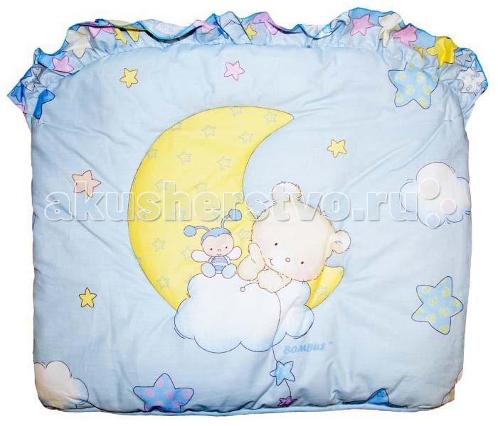 Постельные принадлежности , Бортики в кроватку Bombus Павлуша арт: 7458 -  Бортики в кроватку