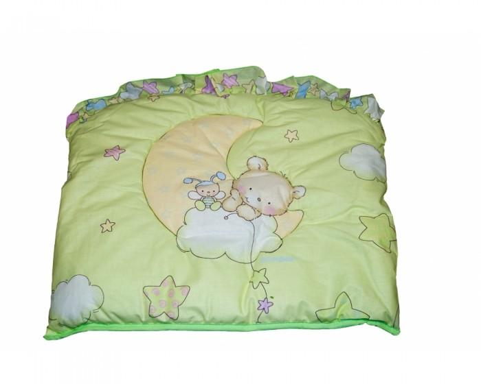 Бортики в кроватку Bombus Павлуша бортики в кроватку nattou charlotte
