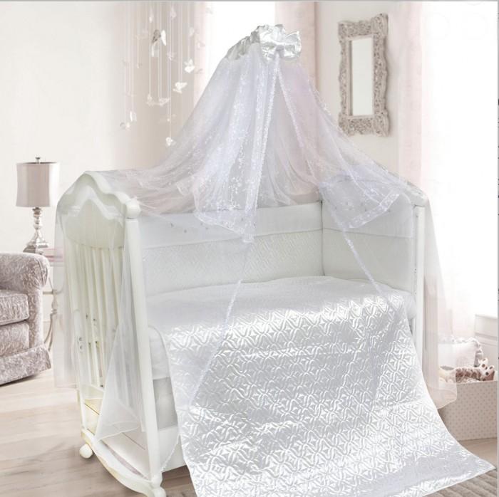 Постельные принадлежности , Комплекты в кроватку Bombus Мила (6 предметов) арт: 8865 -  Комплекты в кроватку
