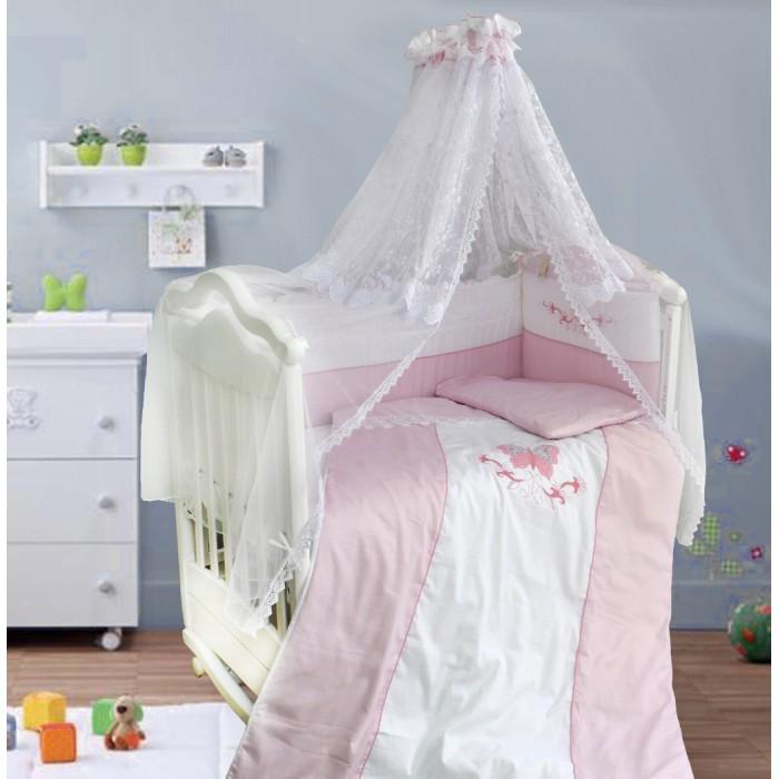 Комплекты в кроватку Bombus Абэль (7 предметов) карман для вещей на кроватку bombus l abeille spring song