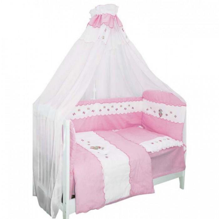 Постельные принадлежности , Комплекты в кроватку Bombus Ксюша (7 предметов) арт: 9398 -  Комплекты в кроватку