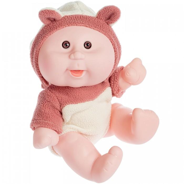 Купить Куклы и одежда для кукол, Bondibon Кукла Малыш с улыбкой 20 см ВВ5070