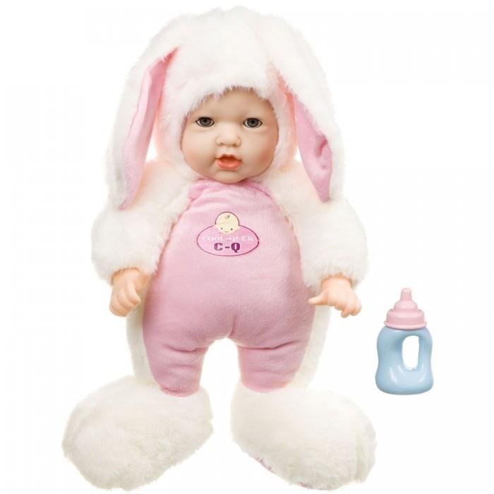 Куклы и одежда для кукол Bondibon Кукла Oly для сна Моя заинька со звуком