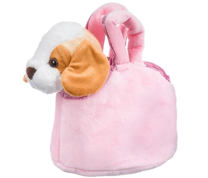 Картинка для Мягкие игрушки Bondibon Милота Бигль в сумке с аксессуарами 20 cм