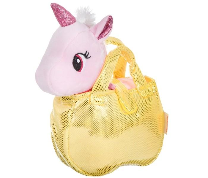 Картинка для Мягкие игрушки Bondibon Милота Крылатый единорог в сумке с аксессуарами 20 cм