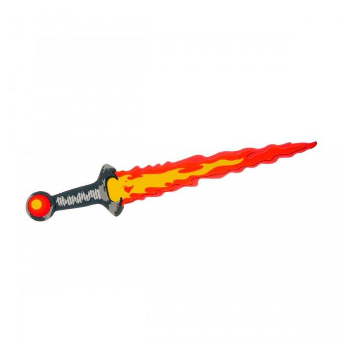 Игрушечное оружие Bondibon Мягкий меч Отважный воин игрушечное оружие yako игрушечное оружие 2 в 1 y4640125
