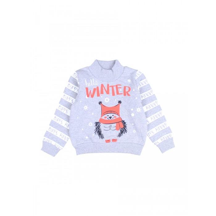 Толстовки и свитшоты Bonito kids Джемпер для мальчика Hello Winter BK1367V