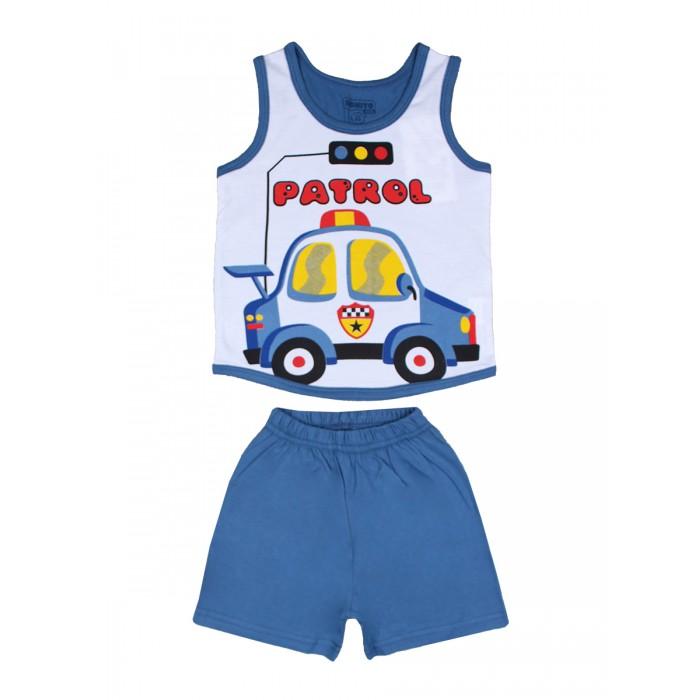 Комплекты детской одежды Bonito kids Комплект для мальчика (шорты и майка)