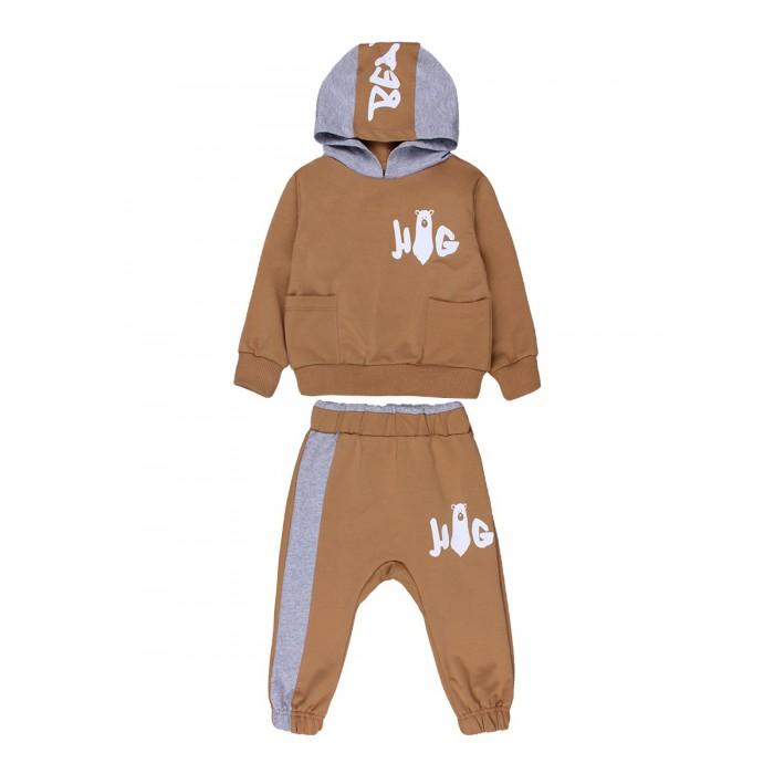 Картинка для Комплекты детской одежды Bonito kids Комплект для мальчика (толстовка, брюки) Bear