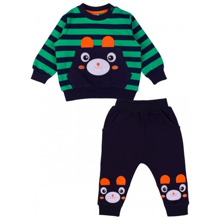 Комплекты детской одежды Bonito kids Комплект для мальчиков (кофта, штанишки) OP323