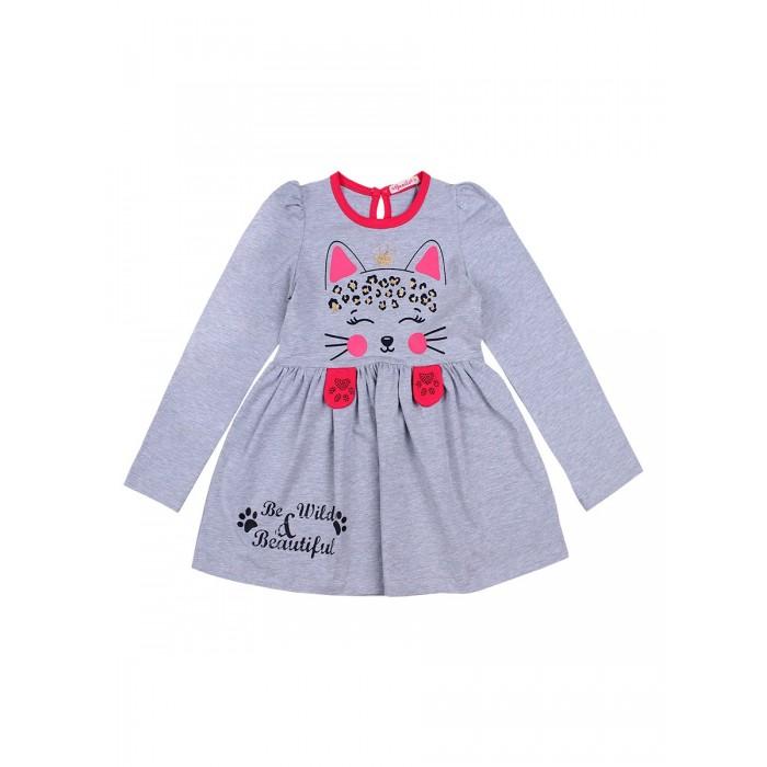Bonito kids Платье для девочки Be wild beautiful BK1378P