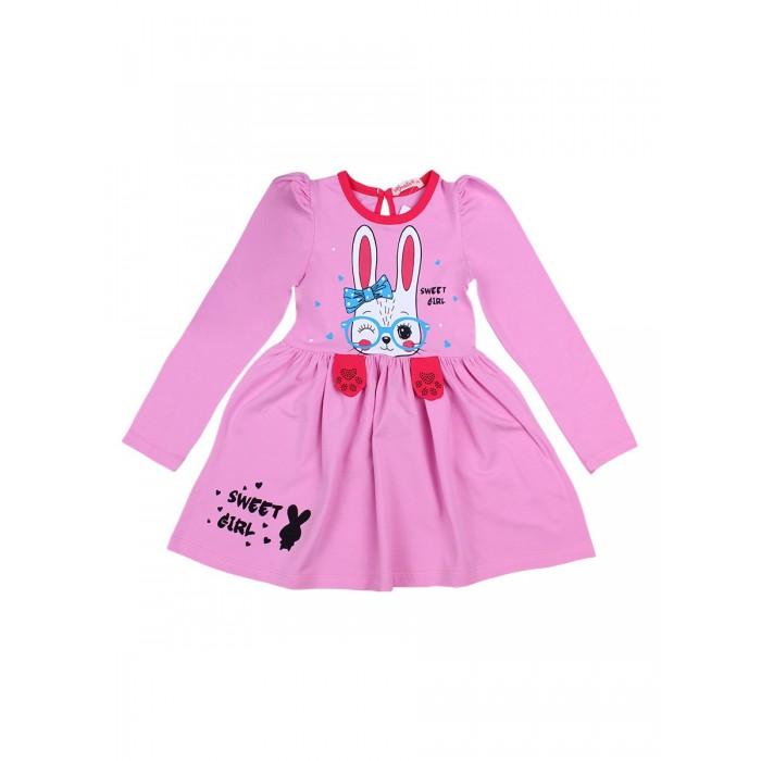 Платья и сарафаны Bonito kids Платье для девочки Sweet girl BK1378P
