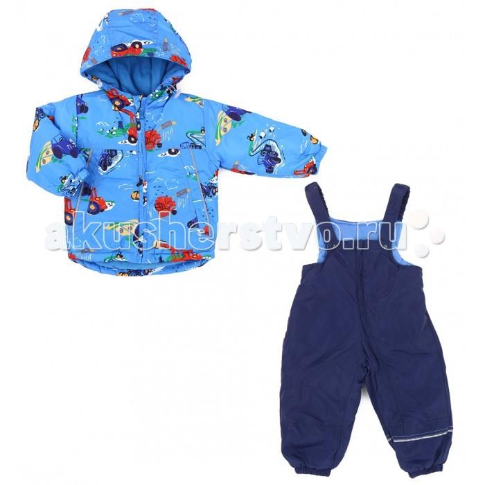 Зимние комбинезоны и комплекты Bony Kids Комплект для мальчика LLF182378, Зимние комбинезоны и комплекты - артикул:590884