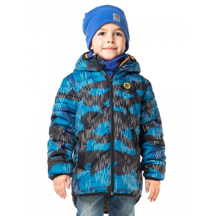Верхняя одежда Boom by Orby Куртка для мальчика с принтом