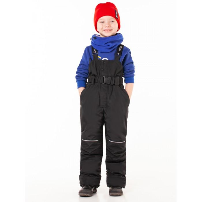 Купить Комбинезоны и полукомбинезоны, Boom by Orby Полукомбинезон зимний для мальчика 100528