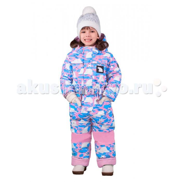 Купить Зимние комбинезоны и комплекты, Boom by Orby Комбинезон для девочки зимний 70463