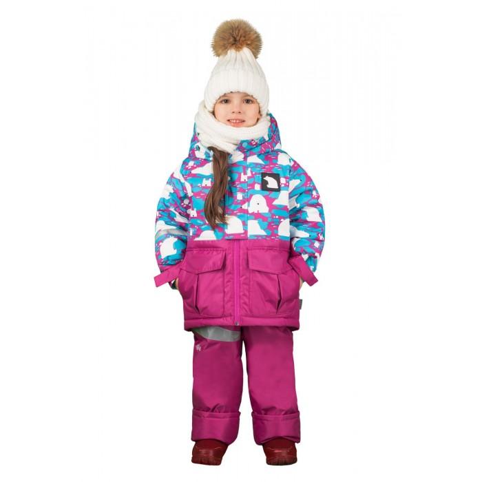 Boom by Orby Комплект для девочки зимний 70466Комплект для девочки зимний 70466Boom by Orby Комплект для девочки зимний 70466_bog  Комплект из мембранной ткани для активного отдыха с очками и милым принтом белые мишки. Куртка имеет внутри ветрозащитную юбку, препятствующую продуванию даже в самую сильную метель. Силиконовые штрипки и резинка с антискольжением обеспечивают надёжную фиксацию брюк на ноге. В таком комплекте можно смело кататься с гор и валяться в сугробах, не боясь замёрзнуть или промочить ноги.  Состав: Ткань верха: Таффета фактурная с мембранным покрытием 3000*3000 принт Отделка: Без отделки Подкладка: Флис; ПЭ пуходержащий; ПЭ пуходержащий Утеплитель: FiberSoft 400 г/м2; FiberSoft 200 г/м2;   Уход: Автоматическая стирка в бережном режиме до 30 градусов.  Boom by Orby – это российский бренд детской одежды с европейским дизайном. Производитель гордится собственным производством в России! Это гарантия высокого качества и низких цен. Orby доверяют десятки тысяч мам и пап в России и странах ближнего зарубежья! Они ценят верхнюю одежду Boom! за динамичный характер и отличное качество! Каждая коллекция - это яркая история, выполненная в сочных цветах с эксклюзивными принтами. Используется высокотехнологичные утеплители и ткани с защитными пропитками. Это гарантия лёгкого ухода и долгой носки одежды Boom!<br>