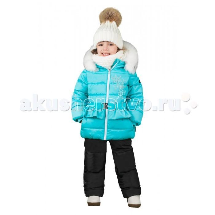 Зимние комбинезоны и комплекты Boom by Orby Комплект для девочки зимний 70469