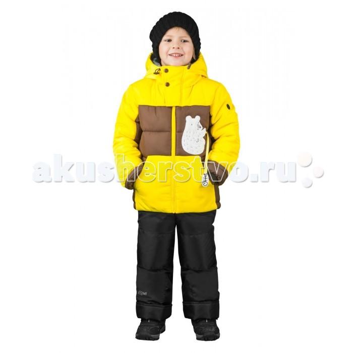 Зимние комбинезоны и комплекты Boom by Orby Комплект для мальчика зимний 70487 нельс гламур зимний комплект леопард где в омске