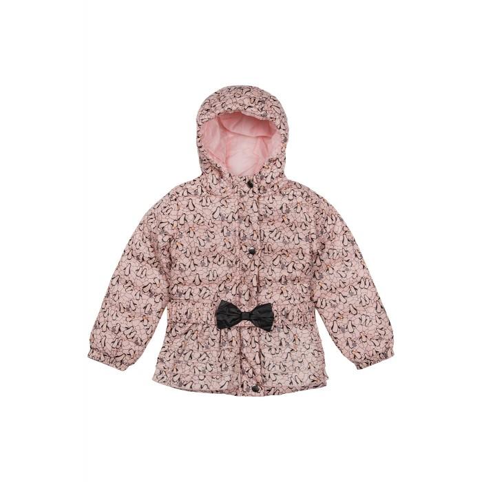 Born Куртка демисезонная для девочки 16-4008-SIКуртка демисезонная для девочки 16-4008-SIBorn Куртка демисезонная для девочки 16-4008-SI  Куртка  для малышки, с капюшоном. Ткань с рисунком «пингвины».  Отрезная по талии, по низу куртки - 3 ряда оборок.  В шлевки продевается пояс на резинке. Отлично сочетается в комплекте с комбинезоном.  Состав: верх - полиэстер 100%, подкладка - полиэстер 100%, утеплитель - синтепон 200 г.  Рекомендации по уходу: гладить при t не более 110С; отбеливание запрещено; барабанная сушка запрещена; стирка при t не более 30С; деликатная химическая чистка.<br>