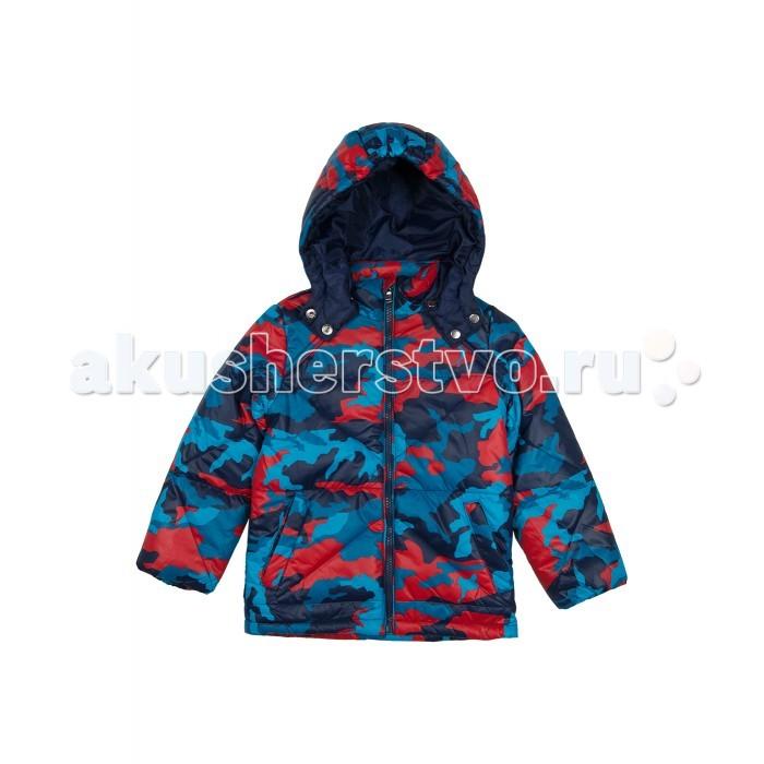 Born Куртка демисезонная для мальчика 16-4010-GCКуртка демисезонная для мальчика 16-4010-GCBorn Куртка демисезонная для мальчика 16-4010-GC  Куртка для малыша на синтепоне из двух контрастных тканей в стиле милитари.   Воротник-высокая стойка, отстегивающийся капюшон на кнопках присборенный на мягкую резинку, что позволяет не спадать капюшону во время активности ребенка.  Застежка-молния со специальным карманом для фиксации. На полочках прорезные карманы.  Состав: верх - полиэстер 100%, подкладка - полиэстер 100%, утеплитель - синтепон 200 г.  Рекомендации по уходу: гладить при t не более 110С; отбеливание запрещено; барабанная сушка запрещена; стирка при t не более 30С; деликатная химическая чистка.<br>
