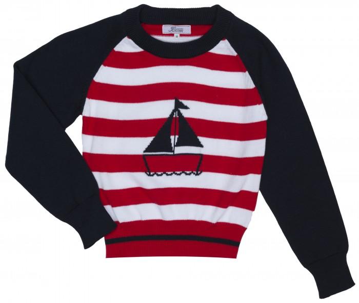 Детская одежда , Джемперы, свитера, пуловеры Born Джемпер 17-1018-GC арт: 304908 -  Джемперы, свитера, пуловеры
