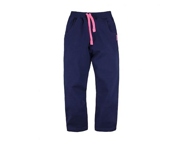 Брюки, джинсы и штанишки Bossa Nova Брюки для девочек принт Скейтпарк