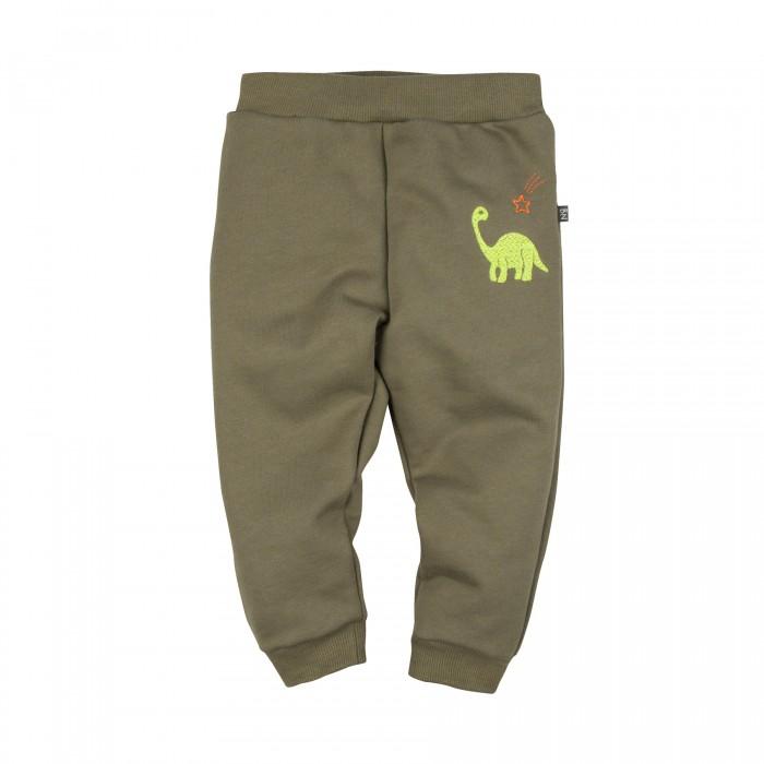 Брюки, джинсы и штанишки Bossa Nova Брюки для мальчика Вышивка Крутозавр