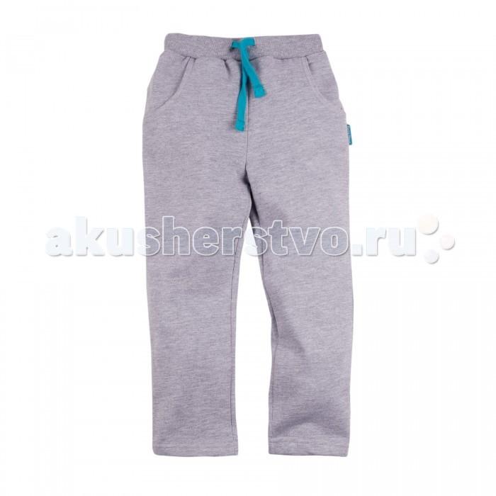 Брюки, джинсы и штанишки Bossa Nova Брюки для мальчиков принт Скейтпарк
