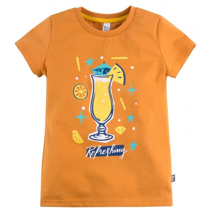 Футболки и топы Bossa Nova Футболка 251Б-161-О t shirt for girls mocha bossa nova 260b 161