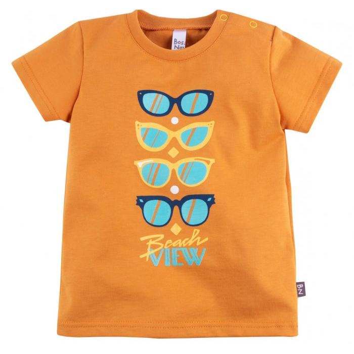 Футболки и топы Bossa Nova Футболка 261Б-161-О t shirt for girls mocha bossa nova 260b 161