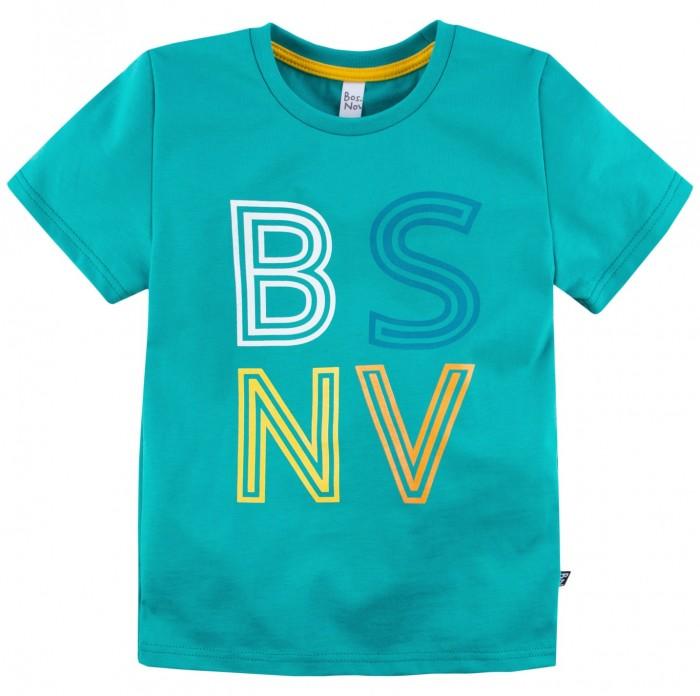 Футболки и топы Bossa Nova Футболка 267МП-161 t shirt for girls mocha bossa nova 260b 161