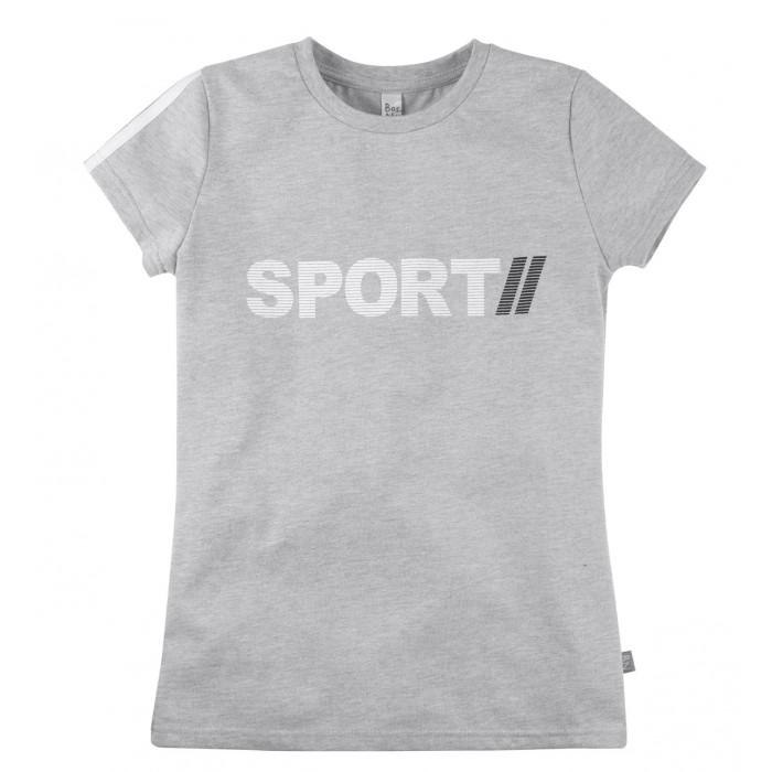 Футболки и топы Bossa Nova Футболка для девочки Спорт 20 253С-160
