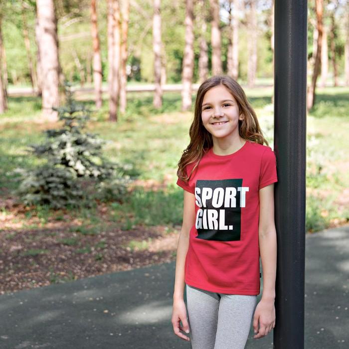 Футболки и топы Bossa Nova Футболка для девочки Спорт 20 253С-161-К