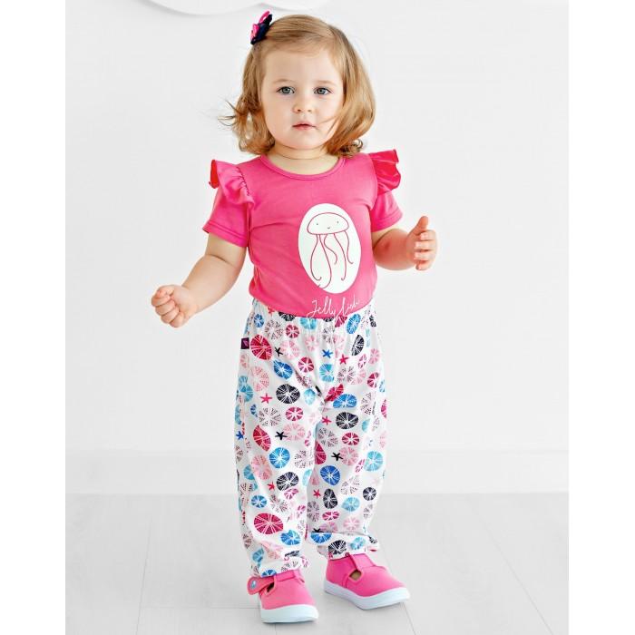 Комплекты детской одежды Bossa Nova Комплект: боди и брюки Солнышко 064Я-161