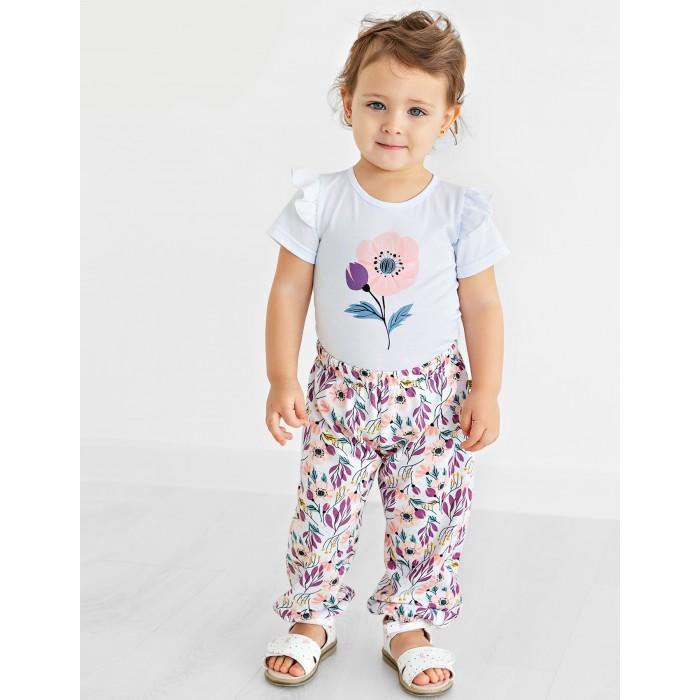 Комплекты детской одежды Bossa Nova Комплект: боди и брюки Солнышко 064Я-171
