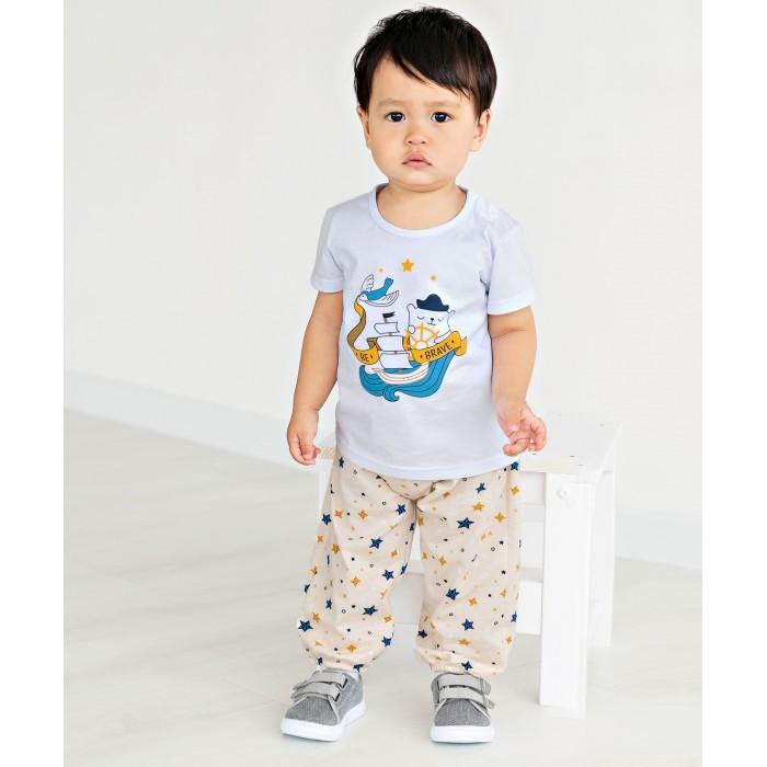 Bossa Nova Комплект: футболка и брюки Солнышко 066Я-151