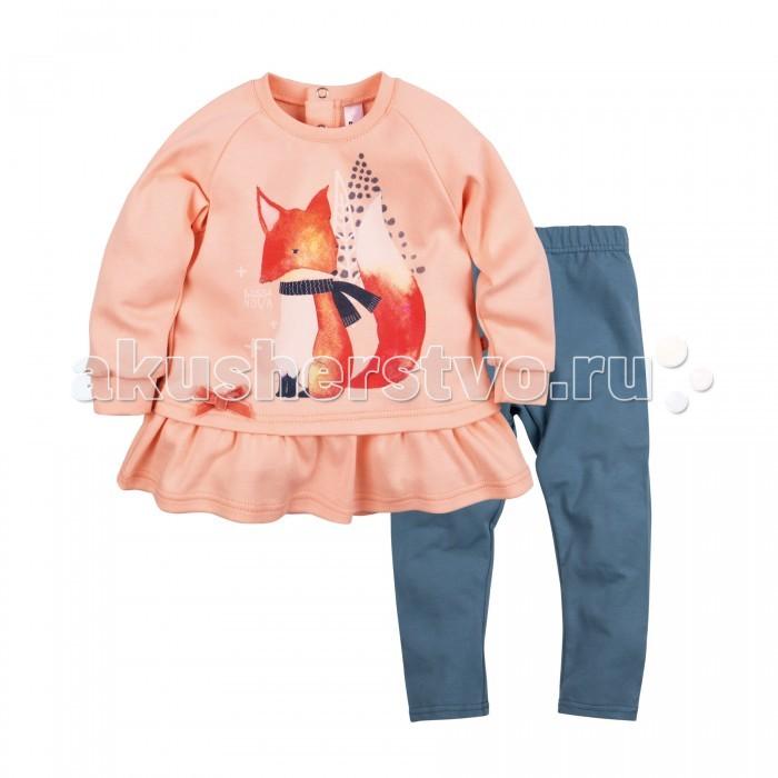 Комплекты детской одежды Bossa Nova Комплект (Туника, лосины) Чудолес